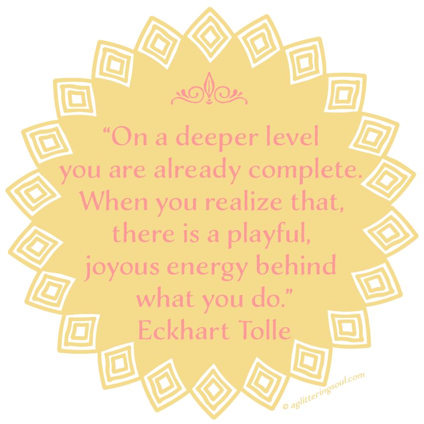 AGS Eckhart Tolle