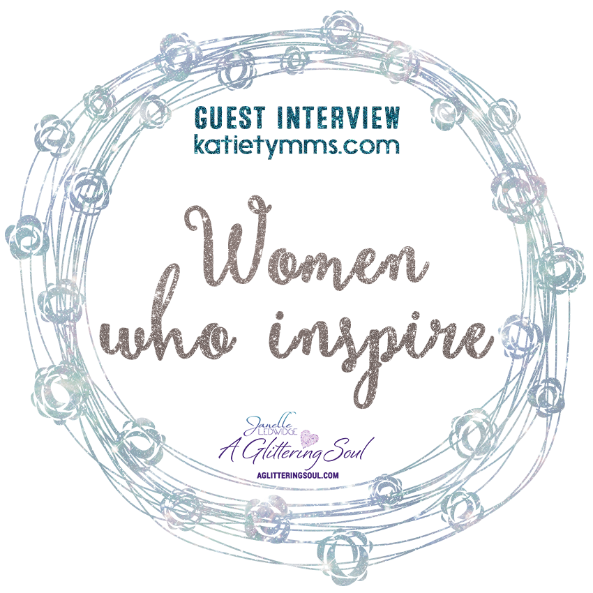 Women who inspire katie tymms