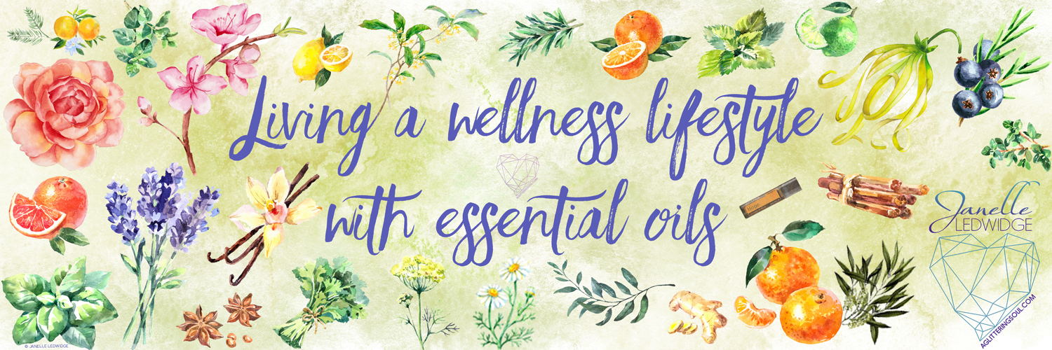 Living a wellness lifestyle with essential oils