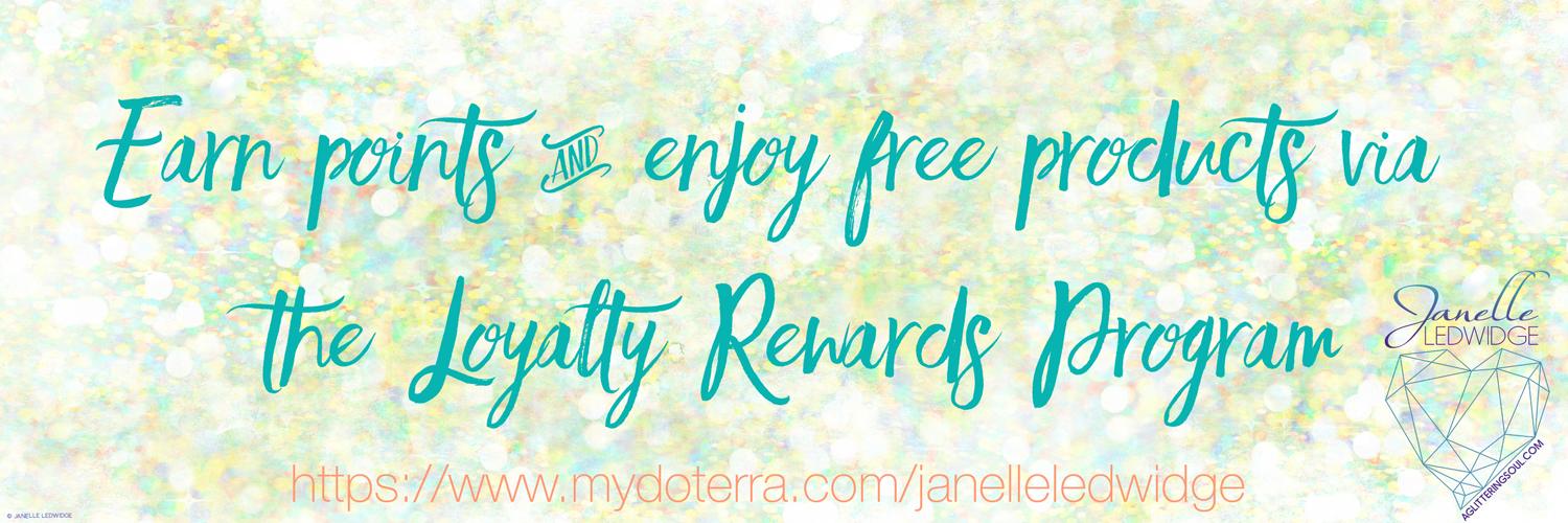 doTERRA Loyalty Rewards Program Janelle Ledwidge Essential Oils LRP